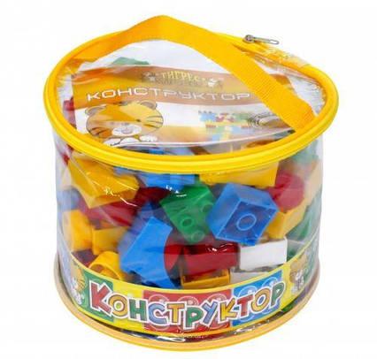 Пластиковый конструктор 93 детали 39128
