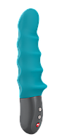 Пульсатор вибратор Fun Factory Stronic Surf синий. Пульсаторы