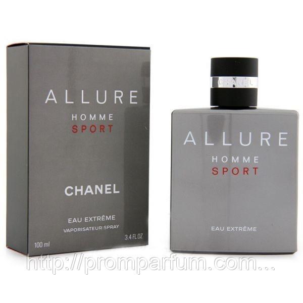 Мужская туалетная вода Allure Homme Sport Eau Extreme Chanel (реплика)