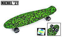 "Penny Board Nickel 27"" ""Military"""