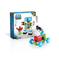 Конструктор пластик-пазлы Guidecraft IO Blocks 114 деталей