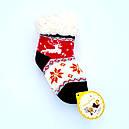Шерстяные носки на меху детские 0-12 мес, фото 7