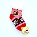 Шерстяные носки на меху детские 0-12 мес, фото 6