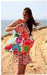 Снижение цены на пляжные сумки- СКИДКИи