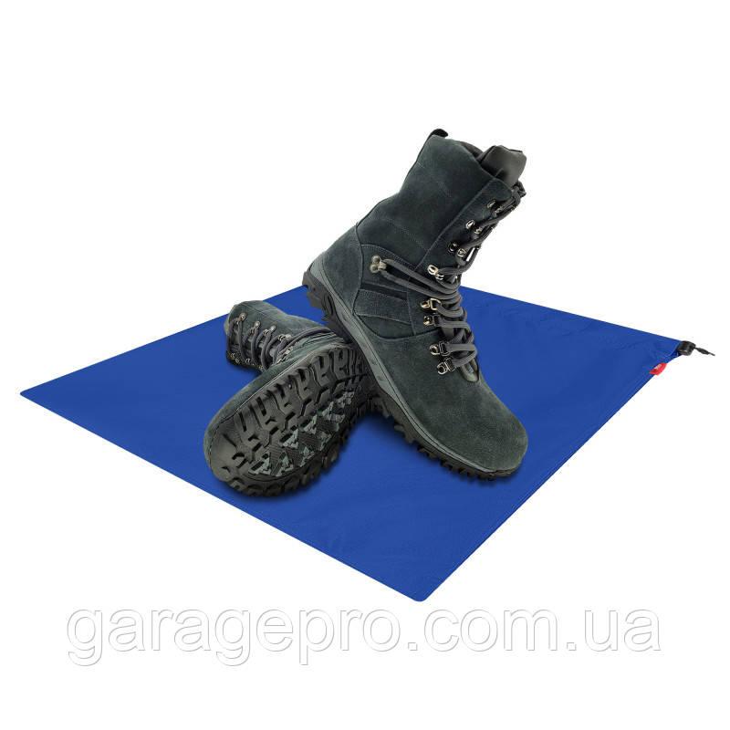 Грязезащитный мешок для обуви и вещей 50х40 см (Синий)