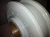 Крановые колеса,крюки,крюковые подвески, фото 1