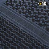 Шарф шемаг M-Tac Blue/Black, фото 3