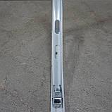 Консоль откидная 400 мм. белая, для раскладного стола., фото 5