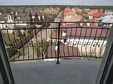 Простые кованые ограждения для балконов, террас, беседок, фото 4