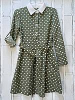 Платье для девочек. 128- 152 рост
