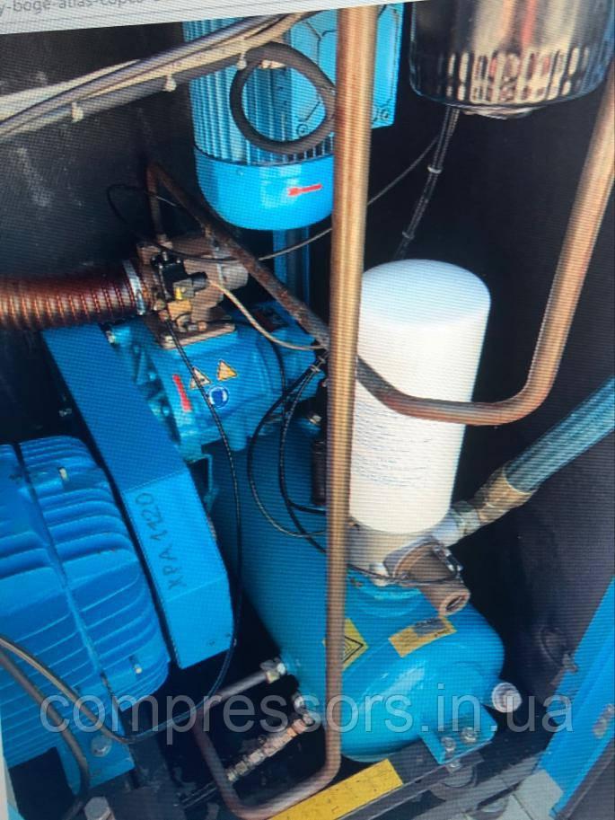 Винтовой компрессор Boge S40 - 5050 л/мин - 8 бар - 30 кВт - бу из Германии, фото 4