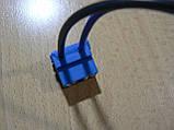 Колодка Фишка разъем проводки фарная под цоколь H7 на 2 контакта с проводами синяя Китай, фото 6