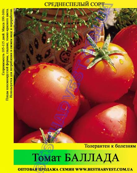 Семена томата Баллада 0,5 кг