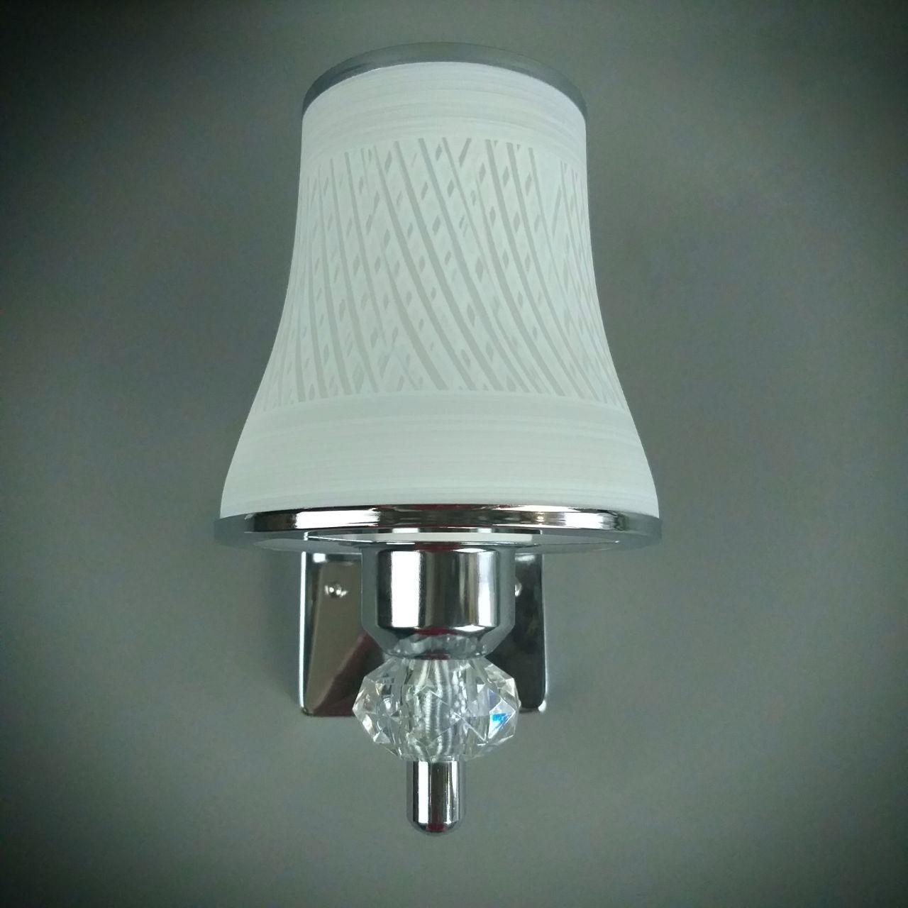 Бра на одну лампу в хроме HQ-8212/1W (12шт)