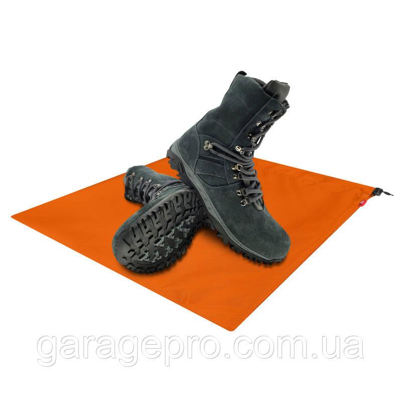 Грязезащитный мешок для обуви 50х40 см (Оранжевый)