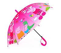 Детский зонтик Свинка