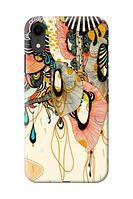 Чехол «Узоры» для Iphone XR Силиконовый