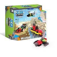 Детский конструктор для мальчиков Guidecraft IO Blocks Транспорт 96 деталей