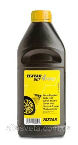 Тормозная жидкость TEXTAR DOT4 (1L.)