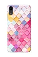 Чехол «Черепица» для Iphone XR Силиконовый