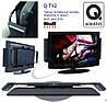 Q Acoustics Q-TV2 комплект 2.1 для ТВ