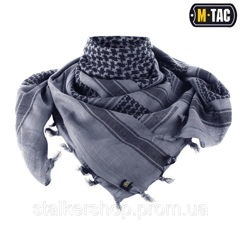 Шарф шемаг M-Tac Grey/Black