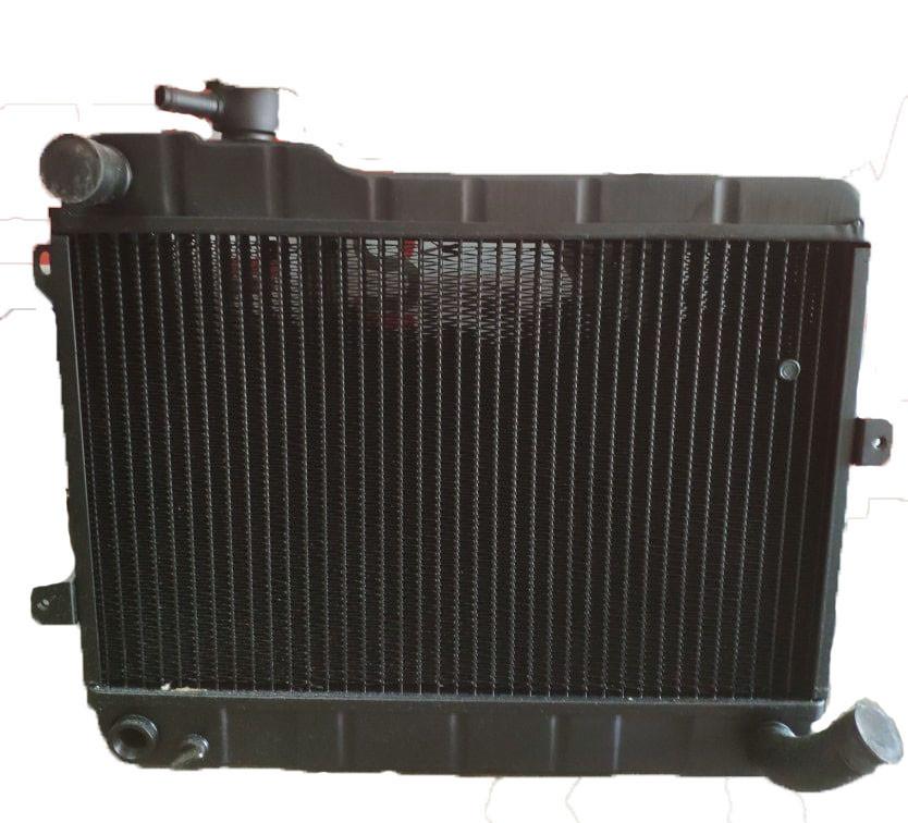 Радиатор ВАЗ 2107 медный 2-х рядный пр-во Иран Радиатор