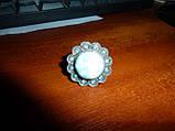 Перстень з великим ларимаром і опалами, фото 3