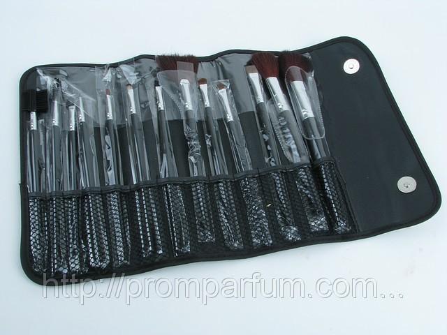 Набор кистей для макияжа, 12 шт. Y.R.E. B01309 /88-5
