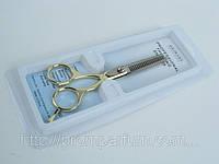 Парикмахерские филировочные ножницы для стрижки Y.R.E НО2659 /00-4