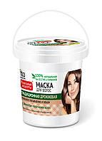 Маска для волос Традиционная дрожжевая серии Народные рецепты 155 мл