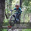 Велорукавички PowerPlay 5473  голубі  3XS, фото 8