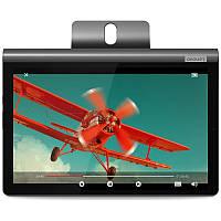 """Планшетный ПК Lenovo Yoga Smart Tab YT-X705L 3/32GB 4G Iron Grey (ZA530037UA); 10.1"""" (1920х1200) IPS / Qualcomm Snapdragon 439 / ОЗУ 3 ГБ / 32 ГБ"""