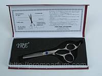 Парикмахерские филировочные ножницы для стрижки Y.R.E