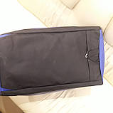 Спортивная мужская сумка синяя, фото 2