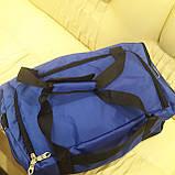 Спортивная мужская сумка синяя, фото 6