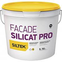 Краска фасадная Siltek Facade Pro Silicon, база FA 4,5 л