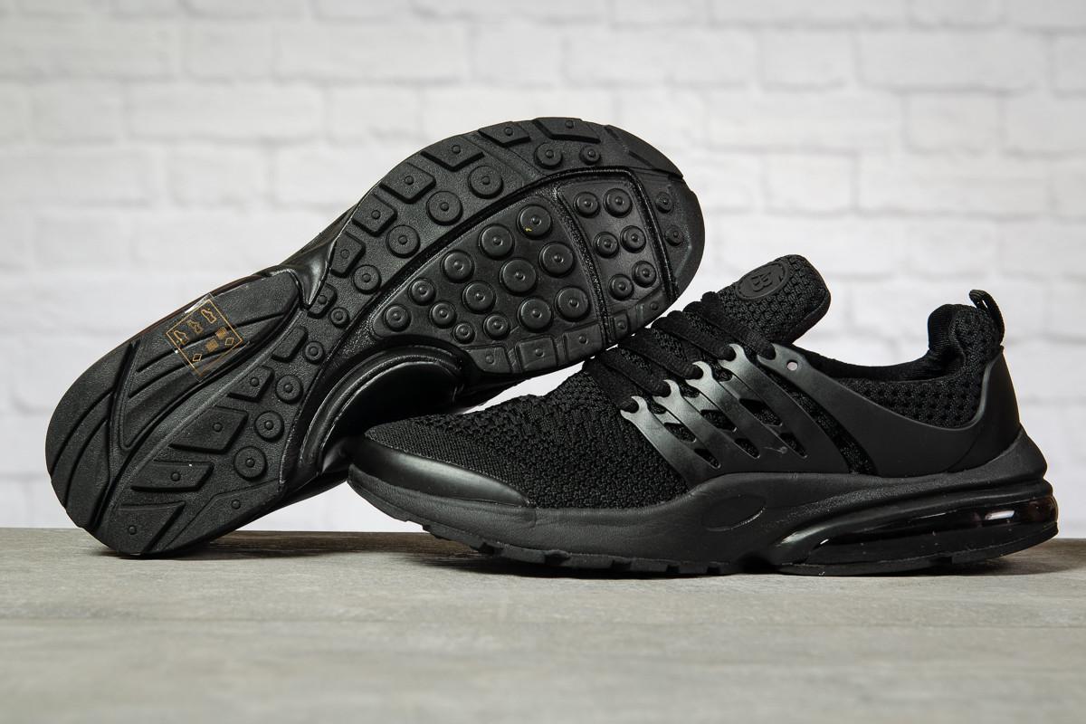 Кросівки чоловічі 17231, Presto M, чорні, < 41 43 44 45 46 > р. 41-26,5 див.