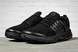 Кросівки чоловічі 17231, Presto M, чорні, < 41 43 44 45 46 > р. 41-26,5 див., фото 2