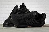 Кросівки чоловічі 17231, Presto M, чорні, < 41 43 44 45 46 > р. 41-26,5 див., фото 3