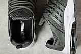 Кросівки чоловічі 17234, Presto M, темно-сірі, < 43 44 45 > р. 43-27,5 див., фото 5