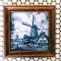 Керамические картины. Нидерланды