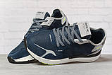 Кроссовки мужские 17294, Adidas Nite Jogger , темно-синие, < 41 42 43 44 45 46 > р. 41-25,2см., фото 3