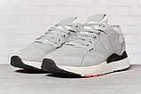 Кросівки чоловічі 17295, Adidas 3M, сірі, < 41 42 43 44 45 46 > р. 41-25,2 див., фото 2