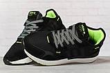 Кроссовки мужские 17298, Adidas 3M, черные, < 41 42 43 44 45 46 > р. 41-25,2см., фото 3