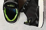 Кроссовки мужские 17298, Adidas 3M, черные, < 41 42 43 44 45 46 > р. 41-25,2см., фото 5
