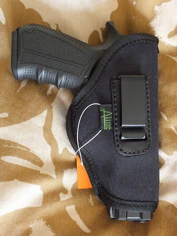Кобура поясная синтетическая для Walther P99, фото 2