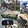 Мягкая накладка-чехол на велосипедное седло черная синяя красная, фото 9