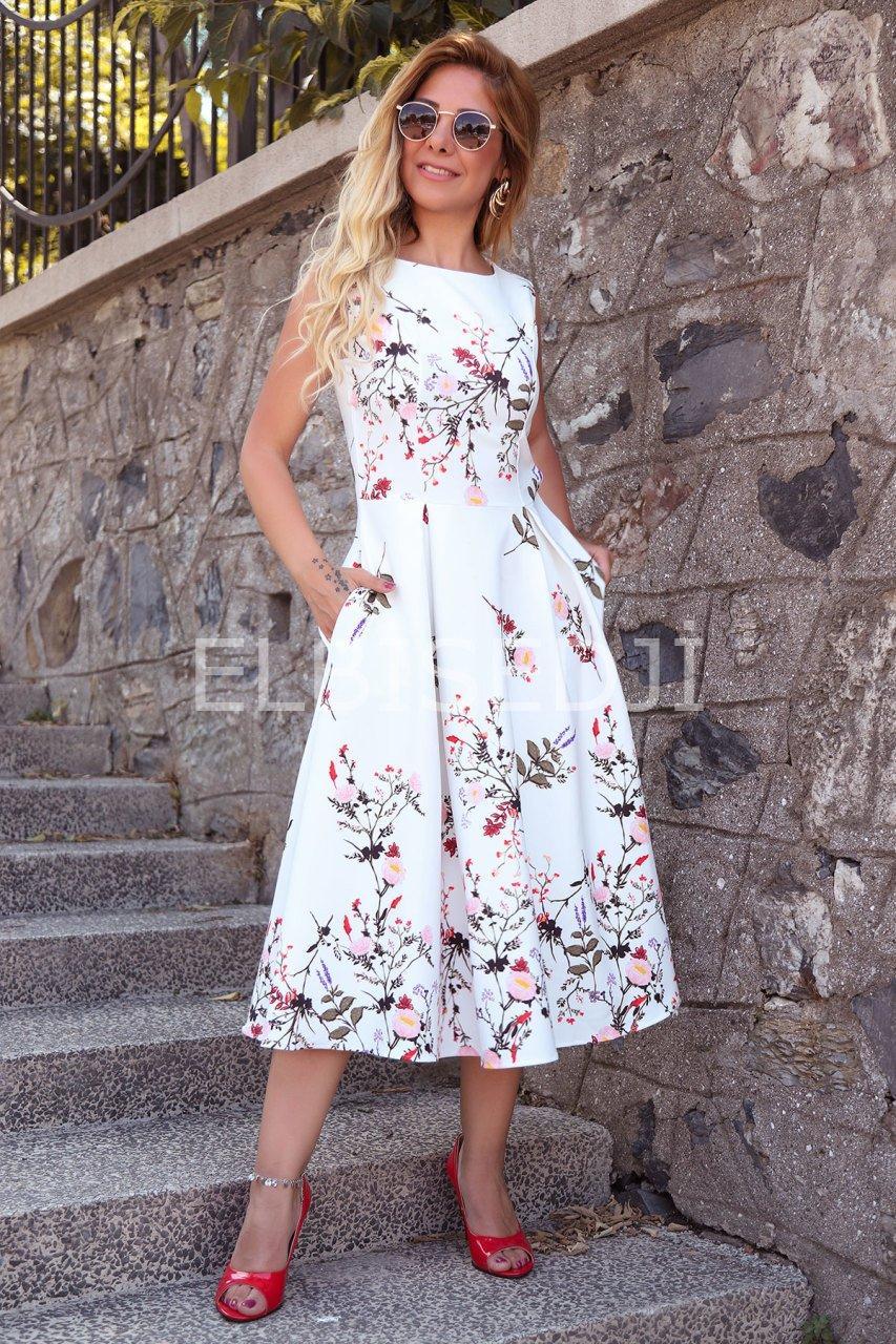 Красивое женское платье на лето 44р