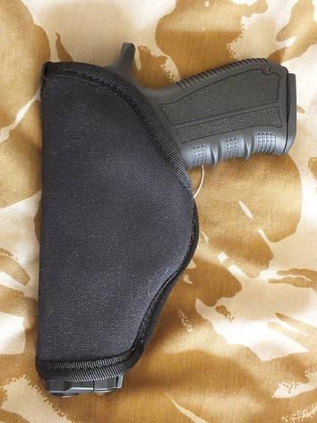 Кобура поясна синтетична для Beretta Elite 2, фото 2